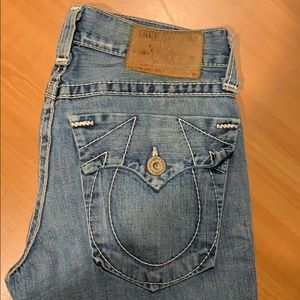 True religion Joey big T  jeans